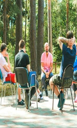 групповая психотерапия - реабилитация алко и наркозависимых
